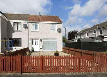 Thumbnail 3 bed end terrace house for sale in 17 Carrick Court, Stirling
