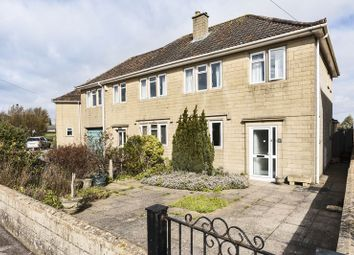 Thumbnail 3 bed semi-detached house for sale in Rush Hill, Bath
