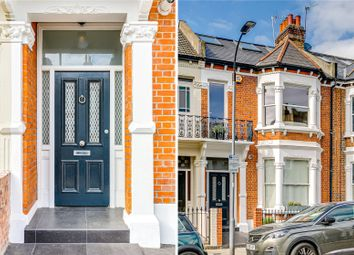Thumbnail 3 bed flat for sale in St. Dunstans Road, London