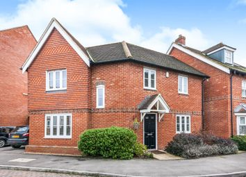 Thumbnail 3 bed detached house for sale in Meadow Way, Horley