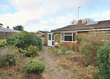 Thumbnail 2 bedroom semi-detached bungalow for sale in The Moorlands, Benson, Wallingford