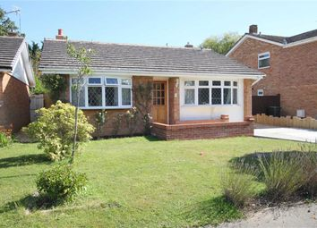 Thumbnail 2 bed detached bungalow for sale in Clive Road, Highcliffe, Christchurch, Christchurch, Dorset