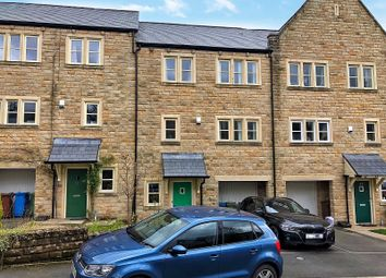 Thumbnail 4 bed town house for sale in Rimmon Close, Greenfield, Oldham