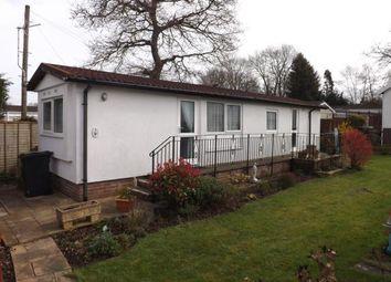 Thumbnail 2 bed mobile/park home for sale in Devon, Newton Abbot, Devon
