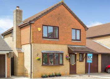 Thumbnail 4 bed link-detached house for sale in Long Croft, Yate, Bristol