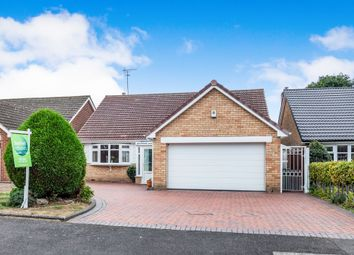 Thumbnail 5 bedroom bungalow for sale in Monastery Drive, Solihull