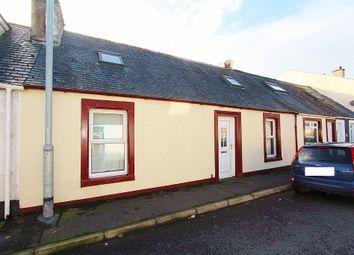 Thumbnail 3 bed terraced house for sale in 43 Sheuchan Street, Stranraer