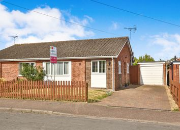 Thumbnail 2 bed semi-detached bungalow for sale in Orchard Road, Mattishall, Dereham