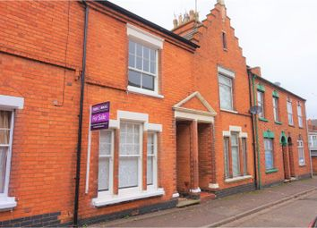 Thumbnail 3 bedroom terraced house for sale in Oxford Street, Wolverton