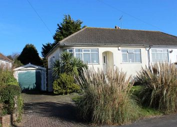 Thumbnail 2 bed bungalow for sale in The Ridgway, Brighton