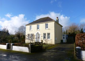 Thumbnail 4 bed detached house for sale in The Manse, Hebron, Carmarthenshire