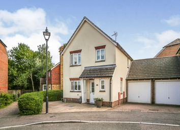 3 bed link-detached house for sale in Greyhound Chase, Singleton, Ashford TN23