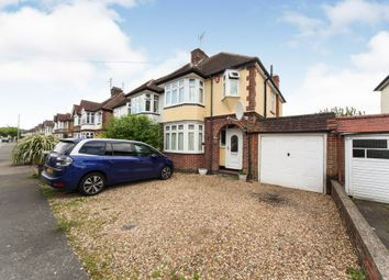 Thumbnail 3 bed semi-detached house for sale in Elmwood Crescent, Luton
