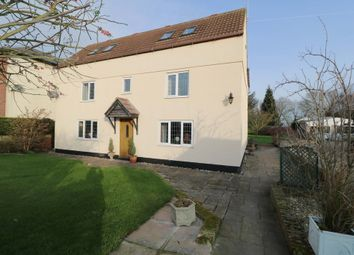 Thumbnail 5 bedroom detached house for sale in High Street, Owston Ferry, Doncaster