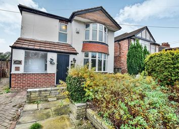 Thumbnail 3 bedroom detached house for sale in Woodhouse Lane, Sale