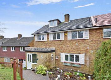 Thumbnail 3 bed semi-detached house for sale in Kingsdown Avenue, South Croydon, Surrey