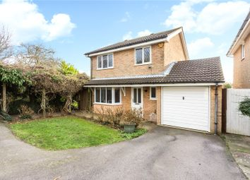 Thumbnail 4 bed detached house for sale in Queen Caroline Close, Hove, East Sussex