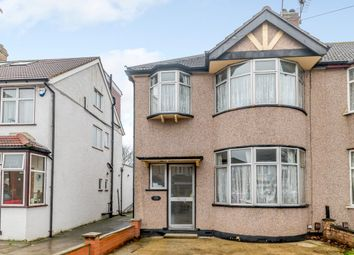 Thumbnail 3 bed end terrace house for sale in Malvern Gardens, Harrow, London