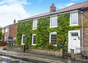 Thumbnail 4 bed semi-detached house for sale in Wold Newton, Driffield