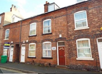 Thumbnail 3 bed property to rent in Hart Street, Lenton, Nottingham