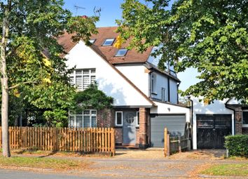 Weston Green Road, Thames Ditton, Surrey KT7. 4 bed semi-detached house for sale