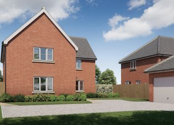 Thumbnail 4 bedroom detached house for sale in Chapel End Way, Stambourne, Halstead