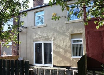 3 bed terraced house for sale in Sycamore Street, Ashington NE63