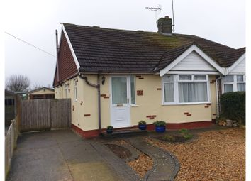 Thumbnail 3 bed semi-detached house for sale in Connegar Leys, Blisworth