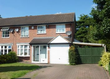 Thumbnail 4 bed semi-detached house to rent in Firbarn Close, Sutton Coldfield, West Midlands