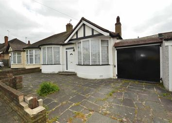 Thumbnail 2 bed semi-detached bungalow for sale in Peaketon Avenue, Redbridge, Essex