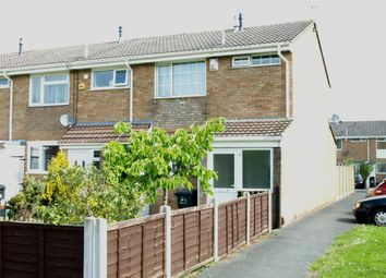 Thumbnail 3 bedroom end terrace house to rent in Grass Meers Drive, Whitchurch, Bristol