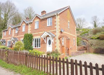 Thumbnail 3 bed end terrace house for sale in Petersfinger, Salisbury