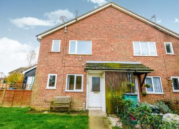 Thumbnail 1 bed maisonette to rent in Mallard Way, Great Cornard, Great Cornard