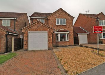 Thumbnail Detached house for sale in St. Martins Park, Owston Ferry, Doncaster