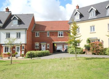Thumbnail 4 bed terraced house to rent in Saines Road, Flitch Green, Dunmow, Essex