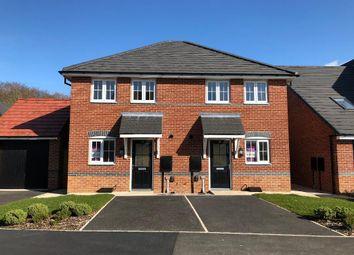 Thumbnail 3 bedroom property for sale in Plot 124 - Parkinson Lane, Kirkham, Preston, Lancashire