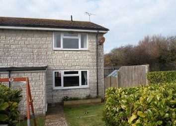 Thumbnail 2 bed end terrace house for sale in Shortlands, Portland