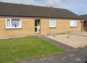 Thumbnail 1 bed bungalow to rent in Jenkins Close, Skegness