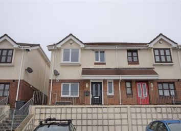 Thumbnail 3 bed semi-detached house for sale in Hawley Manor, Barnstaple