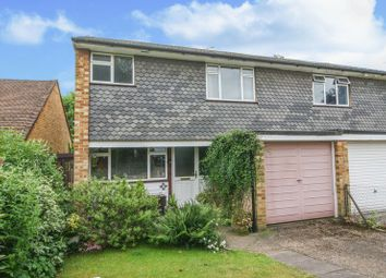 Thumbnail 3 bed semi-detached house for sale in Hillside Road, Marlow