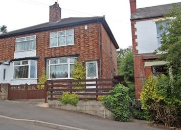Thumbnail 3 bed semi-detached house for sale in Lees Road, Mapperley, Nottingham