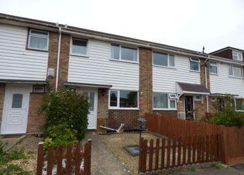 Thumbnail 3 bedroom terraced house to rent in Hanbidge Crescent, Gosport