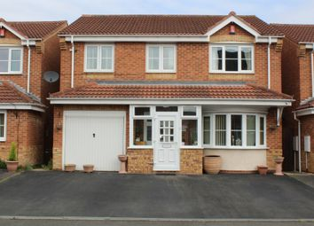 Thumbnail 4 bed detached house for sale in Sannders Crescent, Tipton