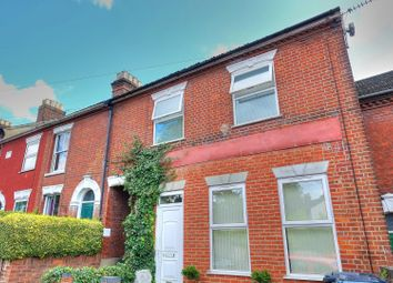 Thumbnail 2 bed maisonette for sale in Quebec Road, Norwich