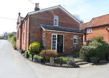 Thumbnail 2 bed cottage for sale in Fenn Lane, Newbourne, Woodbridge