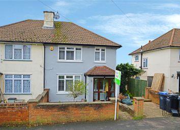 Thumbnail 3 bed semi-detached house for sale in Windham Avenue, New Addington, Croydon