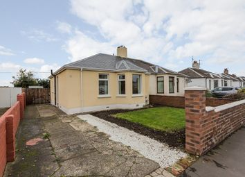 Thumbnail 2 bed semi-detached bungalow for sale in Lochside Road, Ayr