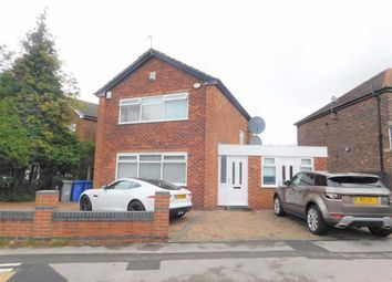 Thumbnail 3 bed detached house for sale in Rye Bank Road, Firswood, Manchester