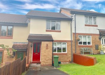 Thumbnail 2 bed terraced house for sale in Cefn Close, Glyncoch, Pontypridd