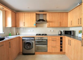 Thumbnail 1 bed flat for sale in Burford Gardens, Cardiff